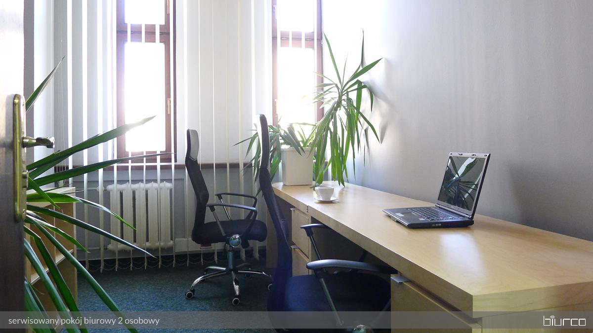 tanie serwisowane biura w centrum Warszawy